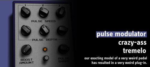 Audiodamage Pulse Modulator Tremolo